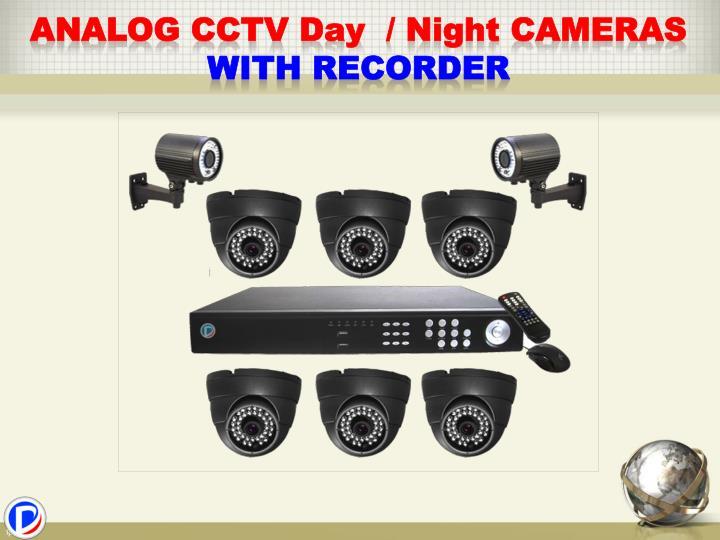 Analog CCTV D