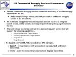 iss commercial resupply services procurement overview