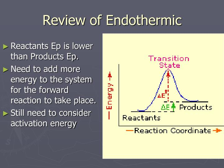 Review of endothermic