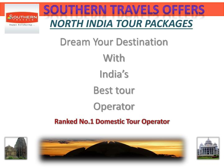 north india tour packages n.