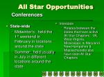 all star opportunities