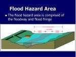 flood hazard area3