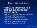 flood hazard area5