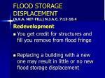 flood storage displacement a k a net fill n j a c 7 13 10 41