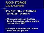 flood storage displacement1