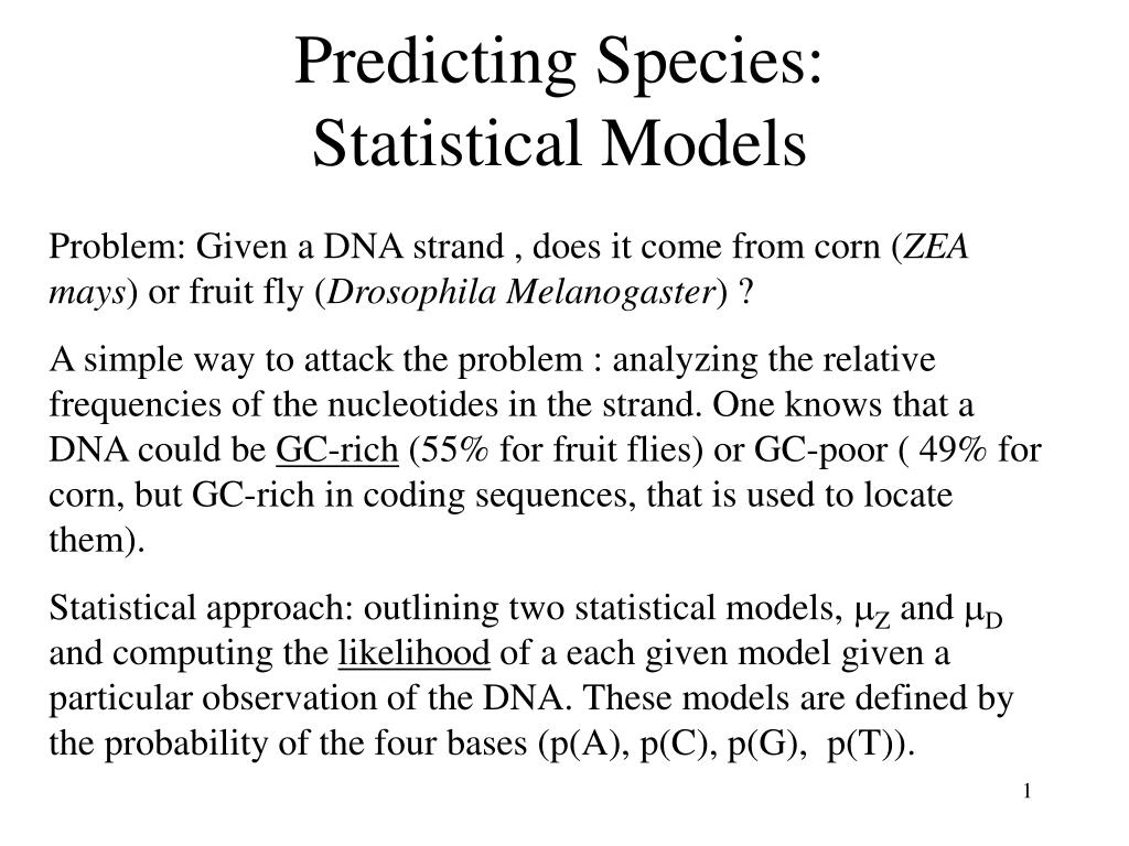 Ppt wind power analysis using non-standard statistical models.