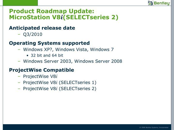 Product Roadmap Update: