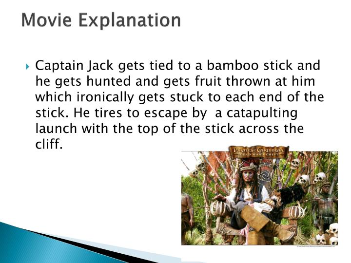 Movie explanation