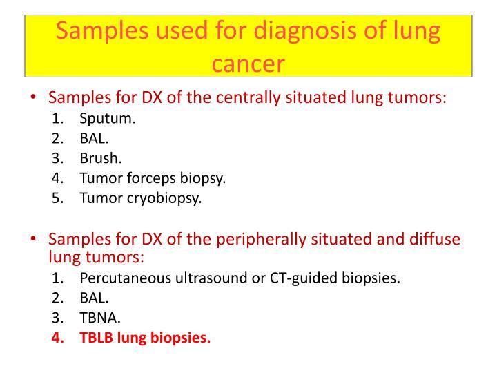 lung cancer sample outline Instructor's course outlines formatted for wordperfect (wpd), microsoft word  cancer outline: cancer outline:  tuberculosis is a lung disease,.