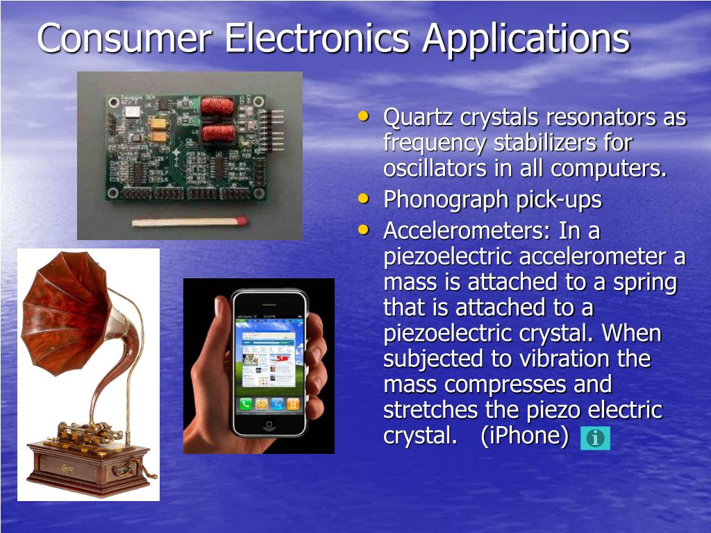 PPT - Piezoelectric Material PowerPoint Presentation - ID