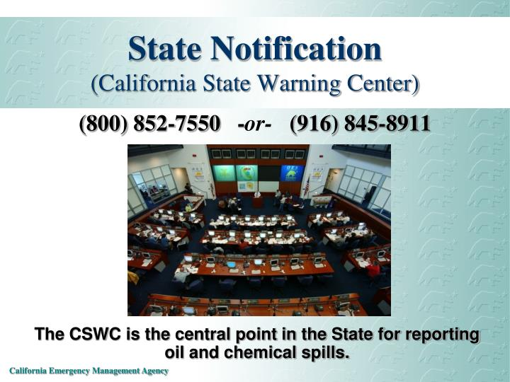 State Notification