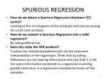 spurious regression1