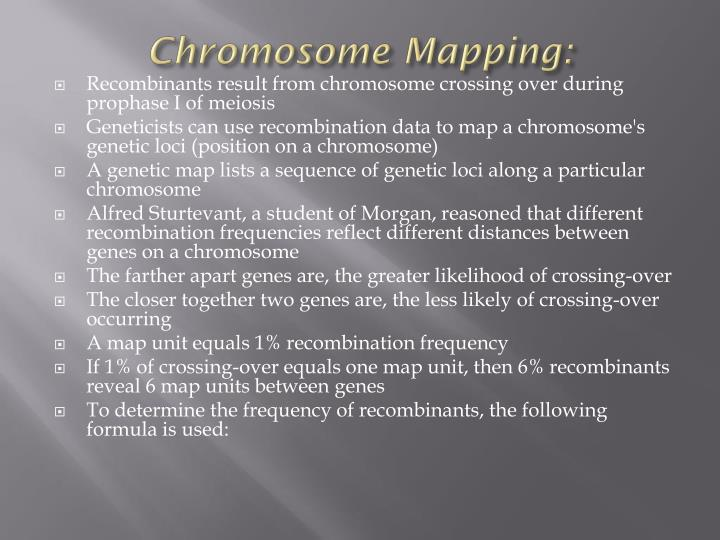 Chromosome Mapping: