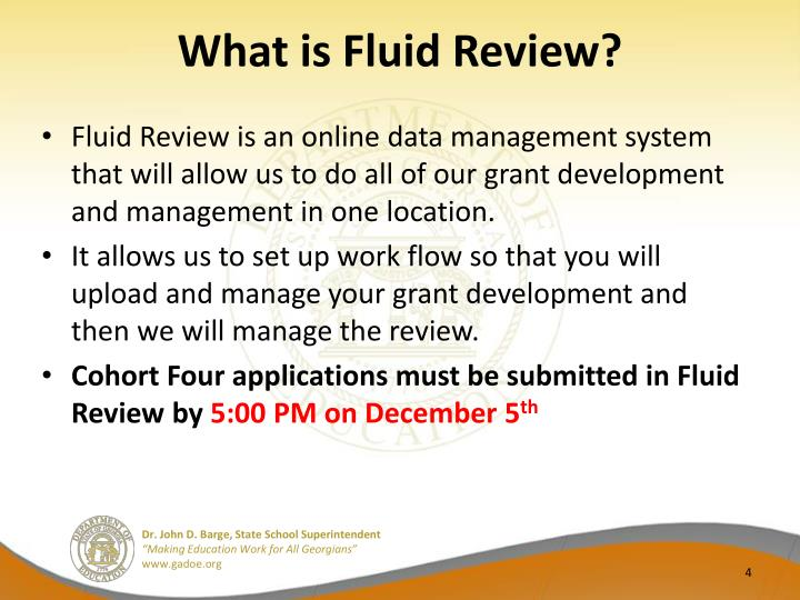What is Fluid