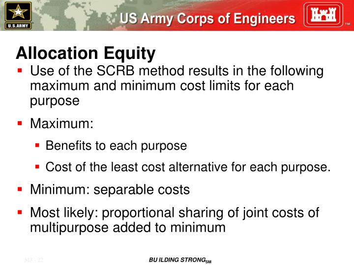 Allocation Equity
