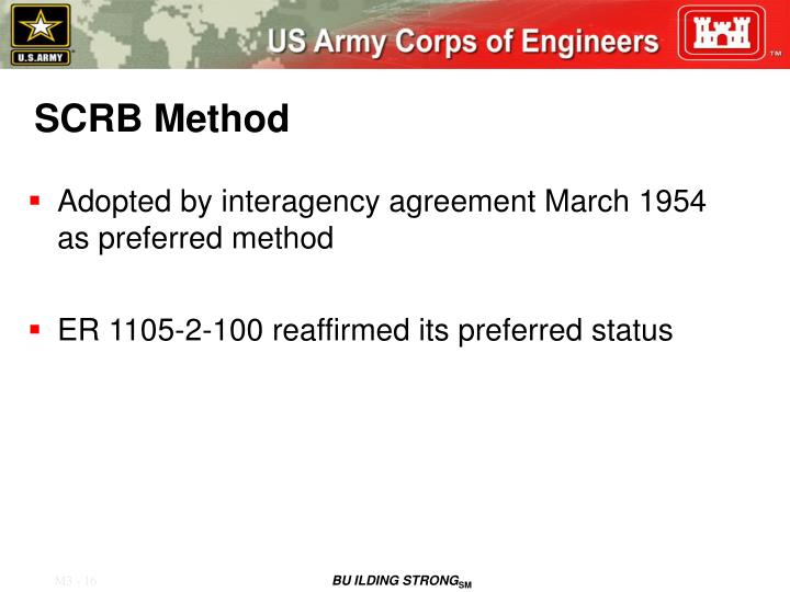 SCRB Method