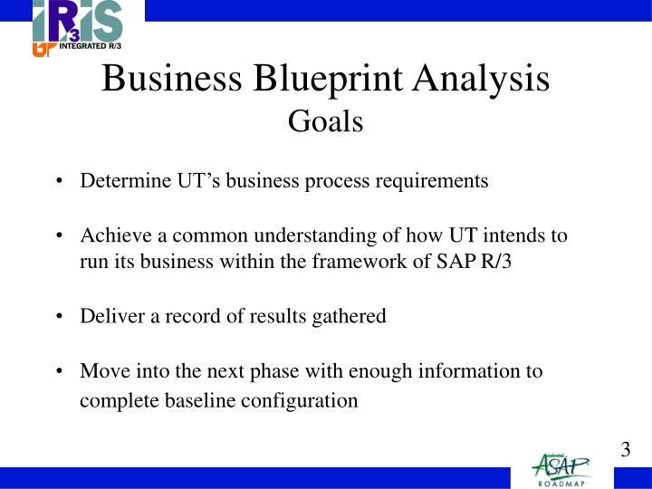 Ppt university of tennessee finance business blueprint powerpoint business blueprint analysisgoals malvernweather Choice Image