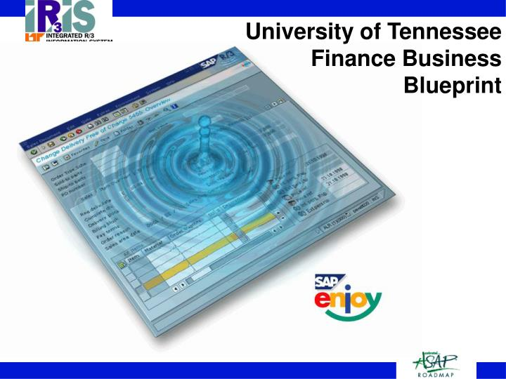 Ppt university of tennessee finance business blueprint powerpoint university of tennesseefinance business blueprint malvernweather Choice Image