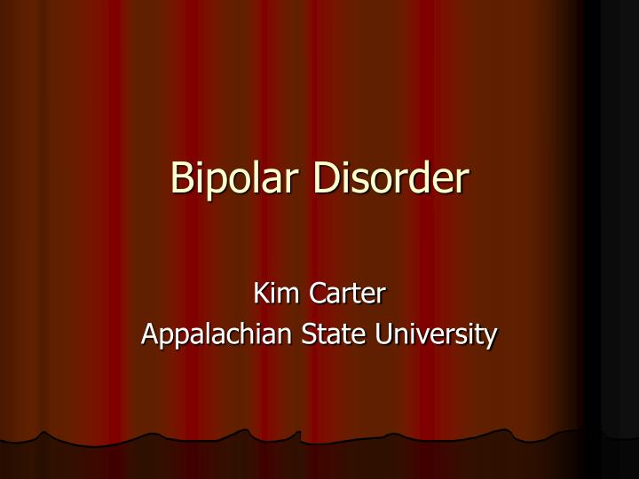 understanding the mystery of the bipolar affective disorder Sharing 33 yrs of bipolar disorder experience, depression, mania, mood swings, mostly medication free: info, tips, links, resources, insights & inspiration on living with bipolar disorder.