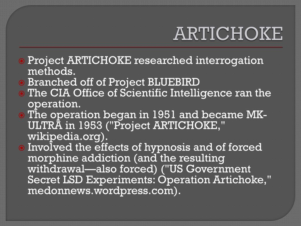 PPT - Government Mind Control PowerPoint Presentation - ID:6594308