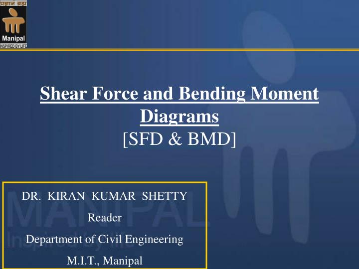 shear force and bending moment diagrams sfd bmd n.