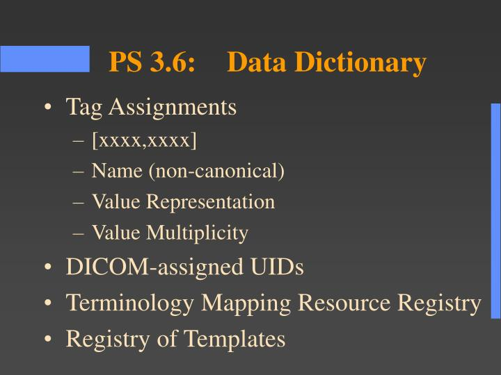 Tag Assignments