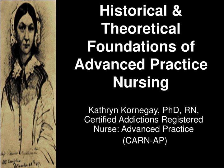 pathopharmacological foundations for advanced nursing practice As an advanced practice nurse, it is important to diagnose, treat, and evaluate patients who have chronic disease a nurse must understand how pathology, treatment, regimens, and psycho-social issues affect patients and the care they receive.
