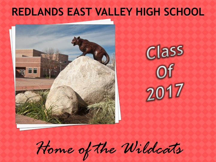 redlands east valley high school