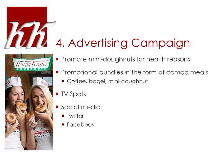 4. Advertising Campaign