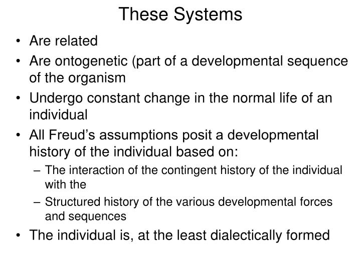 These Systems