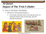 al jazari impact of the twin cylinder8
