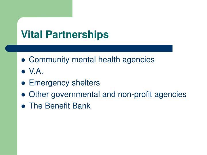 Vital partnerships