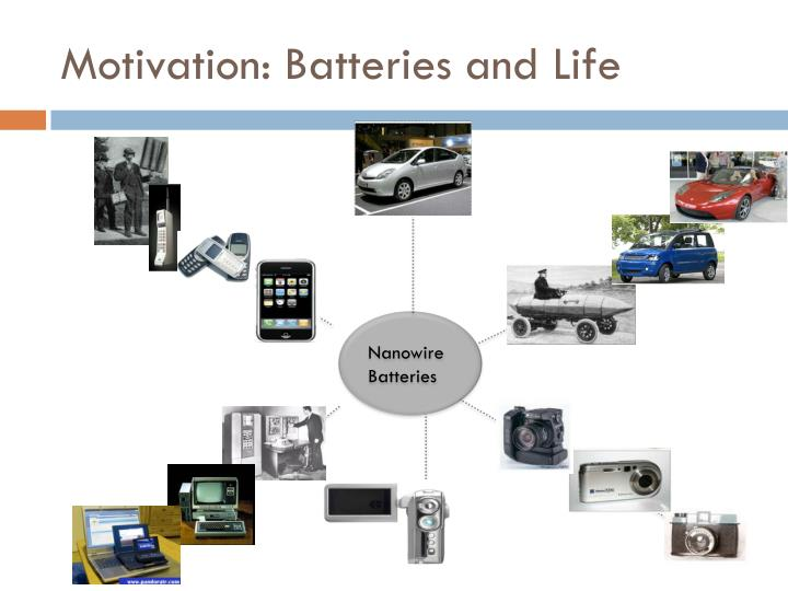 Motivation: Batteries and Life