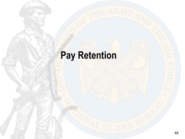 Pay Retention