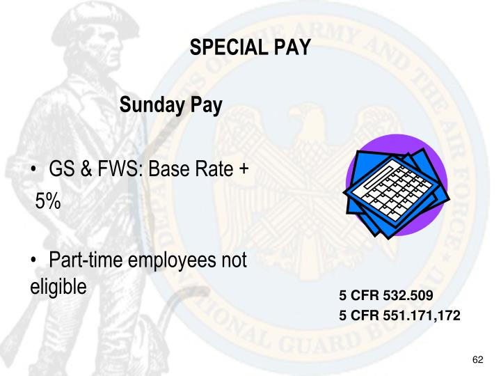 SPECIAL PAY