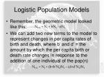 logistic population models3