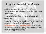 logistic population models4