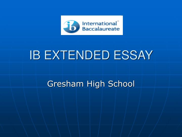 ib philosophy extended essay Extended essay checklist this document was produced by mr damon to help you better understand what the extended essay is all about it is the first version for the 2009 guide, so check to see if there is a more recent.