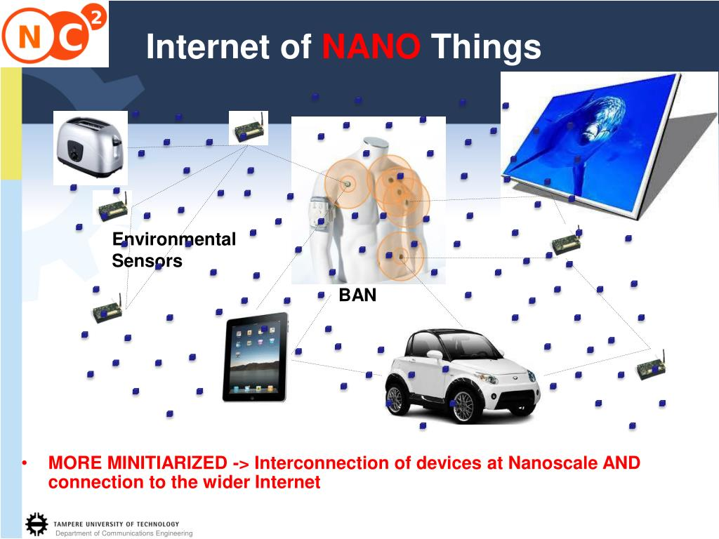 Apa itu Internet of nano-things