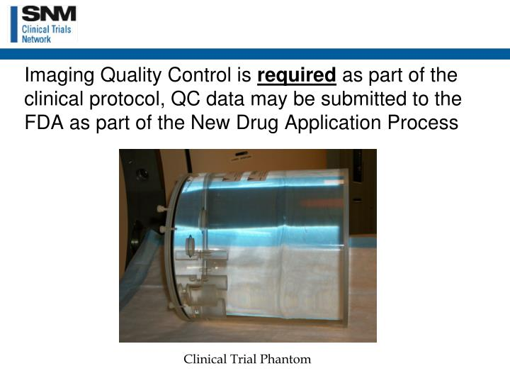 Clinical Trial Phantom