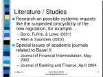 literature studies2