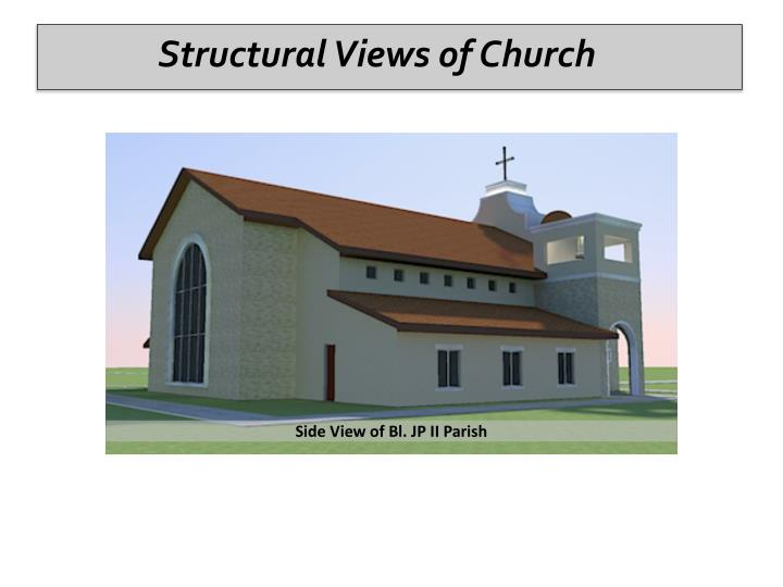 Structural Views of Church