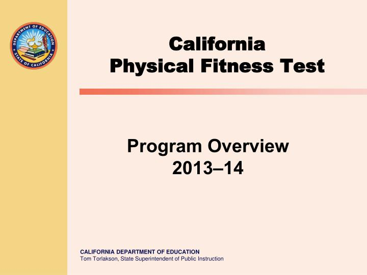 physical fitness testing Adapted, by permission, from j winnick and f short, 2014, brockport physical fitness test manual: a health-related assessment for students with disabilities.