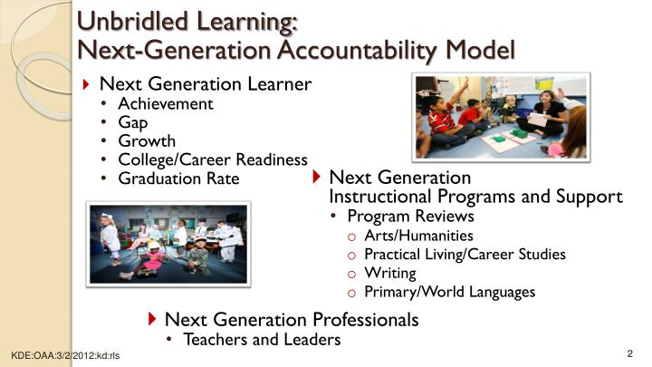 Unbridled Learning: