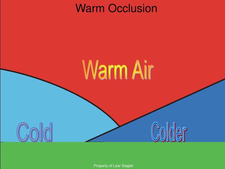 Warm Occlusion