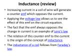 inductance review1