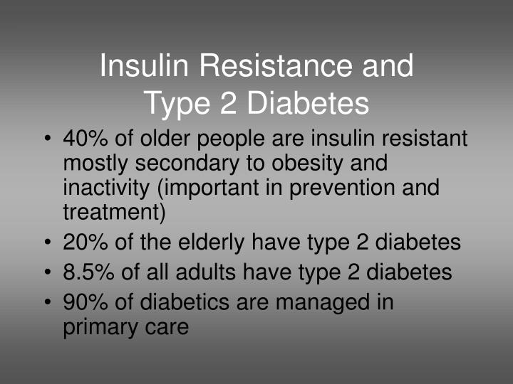 Insulin Resistance and
