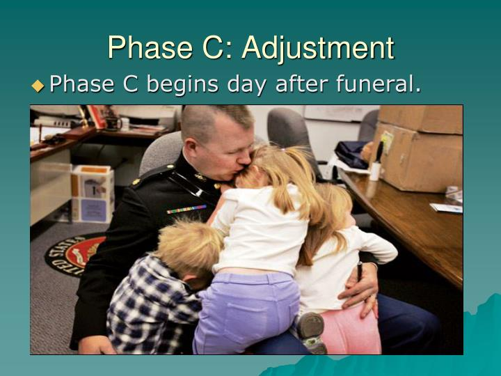 Phase C: Adjustment