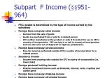 subpart f income 951 964