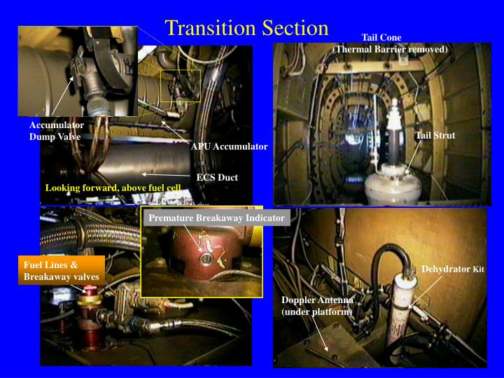 Transition Section
